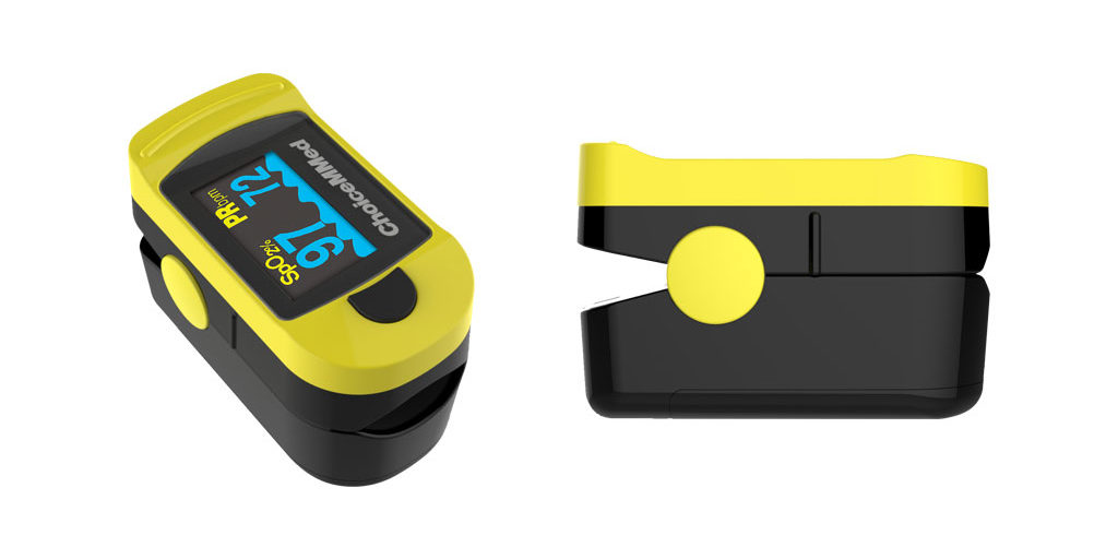 ChoiceMMed Fingertrip Pulse Oximeter - MD300C20