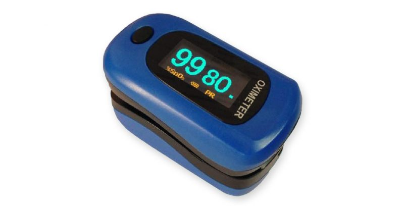 Creative Medical Fingertip Oximeter