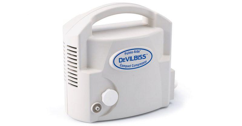 DeVIlbiss Pulmo Aide Compact Compressor