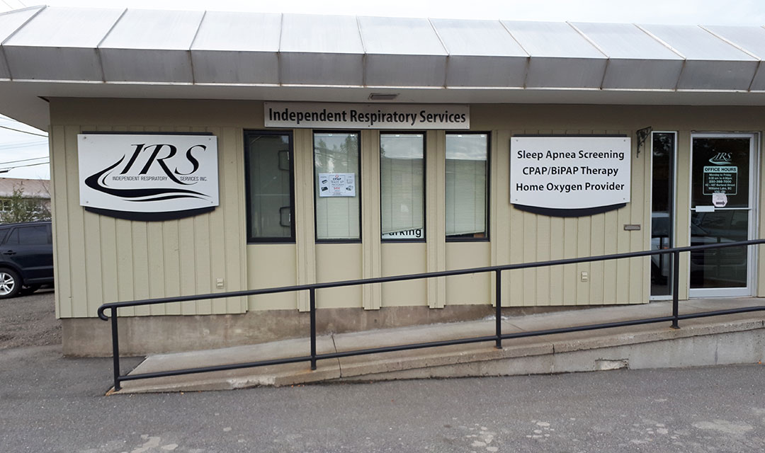 IRS Williams Lake Office