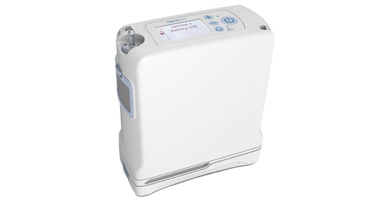 Innogen OxyGo Fit Portable Oxygen Concentrator