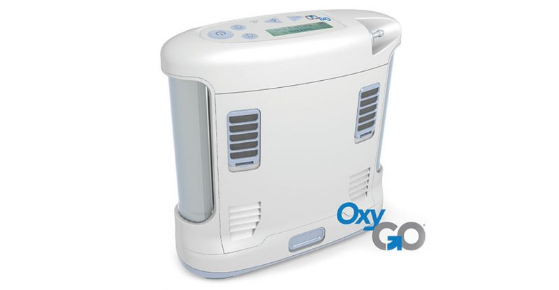 Innogen OxyGo Portable Oxygen Concentrator