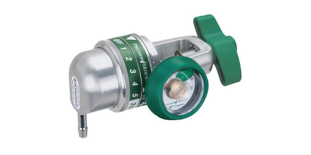 Precision Medical EasyPulse 5 Plus 6 Oxygen Conserving Regulator