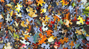 Puzzle Pieces Image