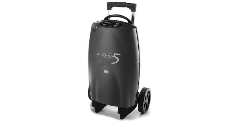 Sequal Eclipse AutoSAT5 Portable Oxygen Concentrator