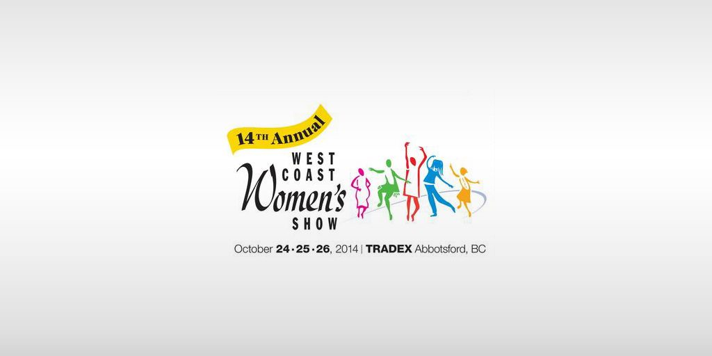West Coast Womens Show Logo