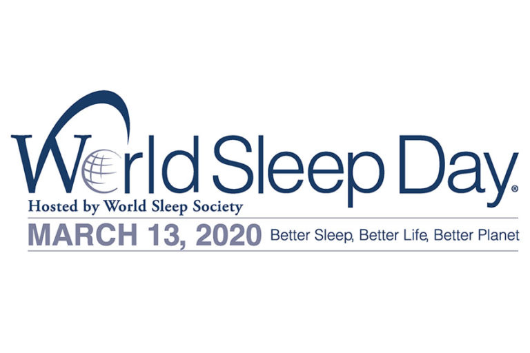 World Sleep Day - 2020